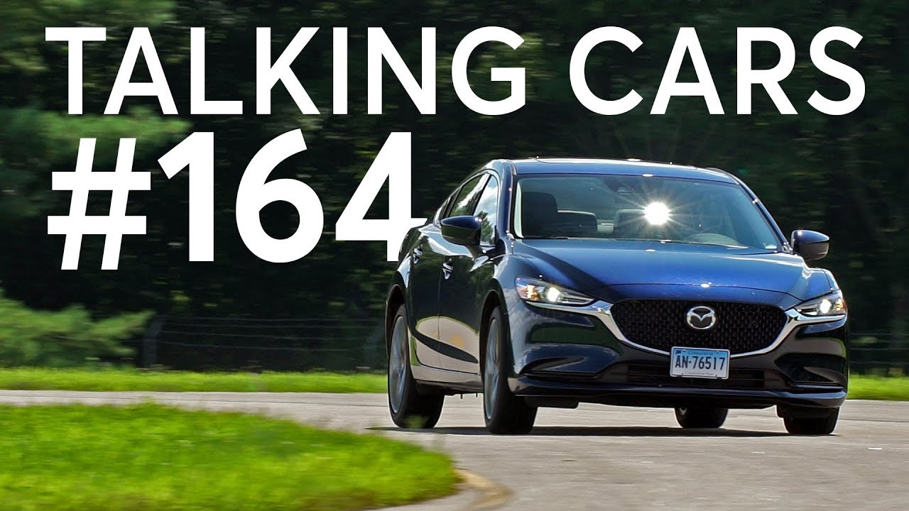 2018 Mazda6 Test Results; Subaru Ascent Recall | Talking Cars With Consumer  Reports #164