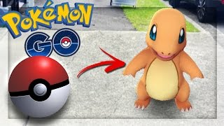 POKEMON GO LETS PLAY! EPISODE 1 thumbnail