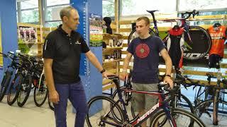 Тест велосипеда MERIDA REACTO 4000