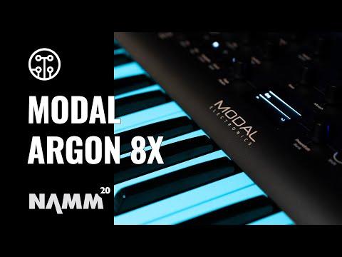 Modal NAMM 2020 | New Argon 8 Series Modules | Thomann