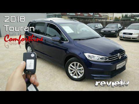 2018 VW TOURAN Comfortline | Review
