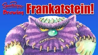 Frankatstein - A Scaredy Cats Story for Children... and Grown ups!