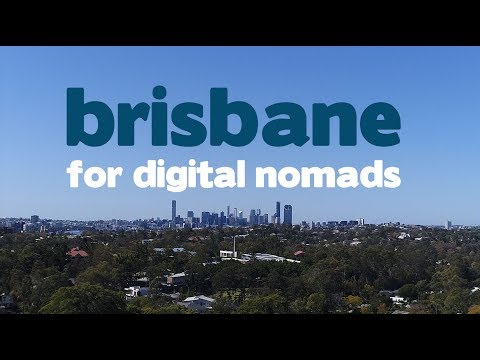 BRISBANE FOR DIGITAL NOMADS | COST OF LIVING, COWORKING & LIFESTYLE