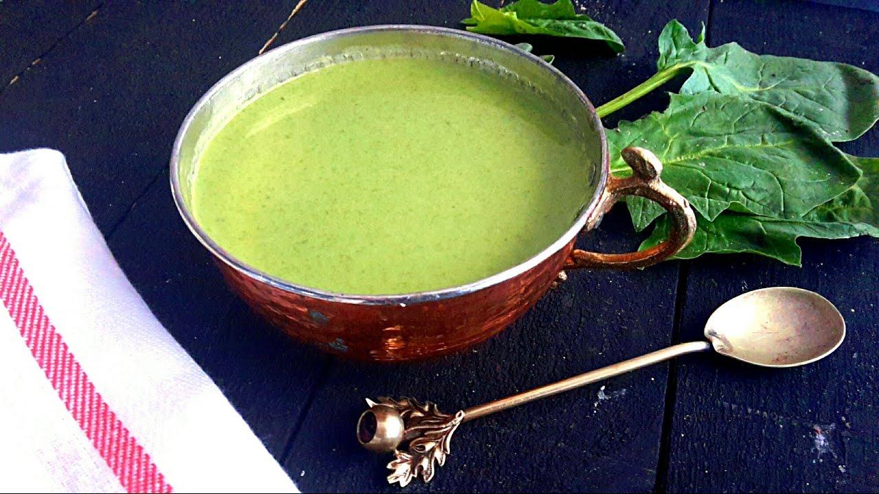 Kremalı ıspanak çorbası tarifi