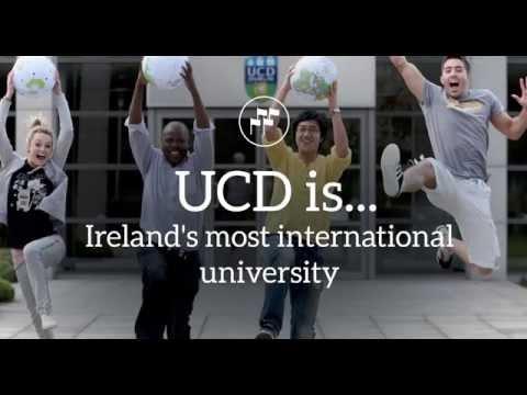 This is UCD - Ireland's global university