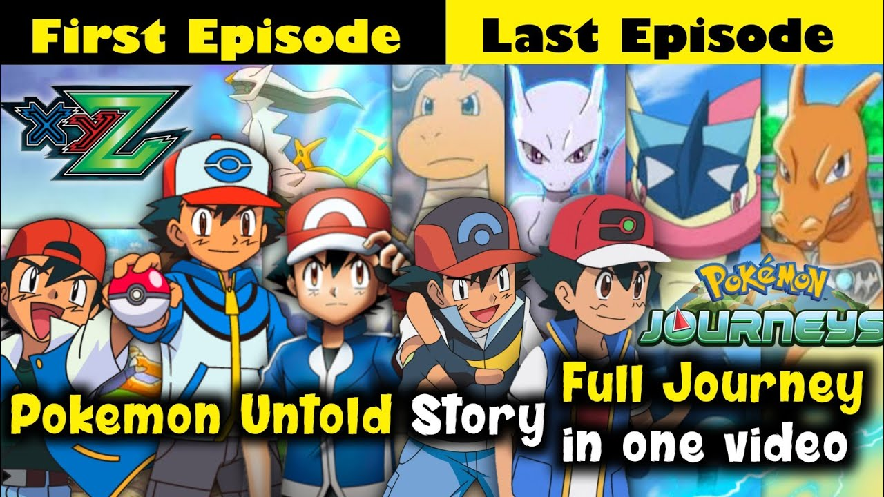 Download Untold Story of Pokemon   All Pokémon Season , Game , movie in hindi  First episode to last episode