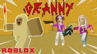 GETTING REVENGE ON GRANNY! / Roblox: Granny Complete Walk-through Escape