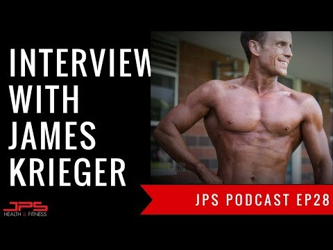 Interview With James Krieger - Review Of The Set Volume Bible | JPS Podcast Ep 28