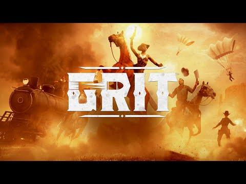 GRIT - Announce Trailer