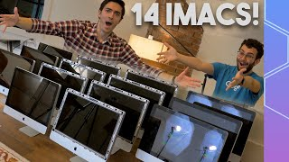 I bought a pile of 14 iMacs! Can we fix them?