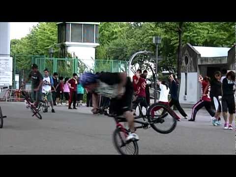 NAGOYA BMX FLAT JAM&SCHOOL July 19 2011