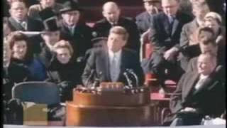 John F. Kennedy - Inaugural Address