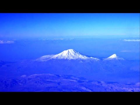 Mount Ararat - A Panoramic View
