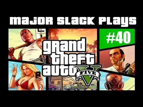 GTA 5 PC Walkthrough No GPS - Part 40, The Merryweather Heist - Grand Theft Auto 5 Gameplay