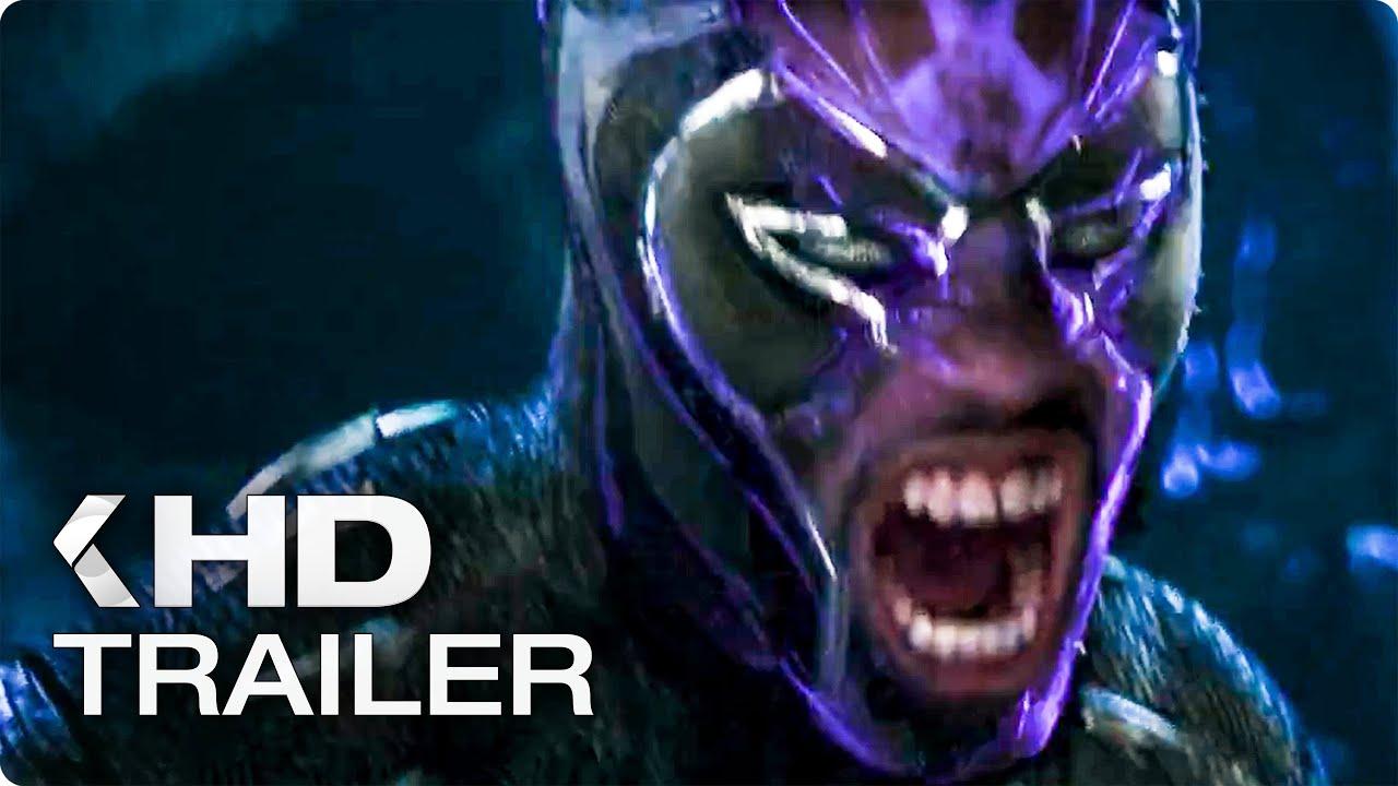 "BLACK PANTHER ""War"" TV Spot & Trailer (2018)"