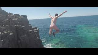 Greece 2K18 - 1 month of backpacking - 7 islands