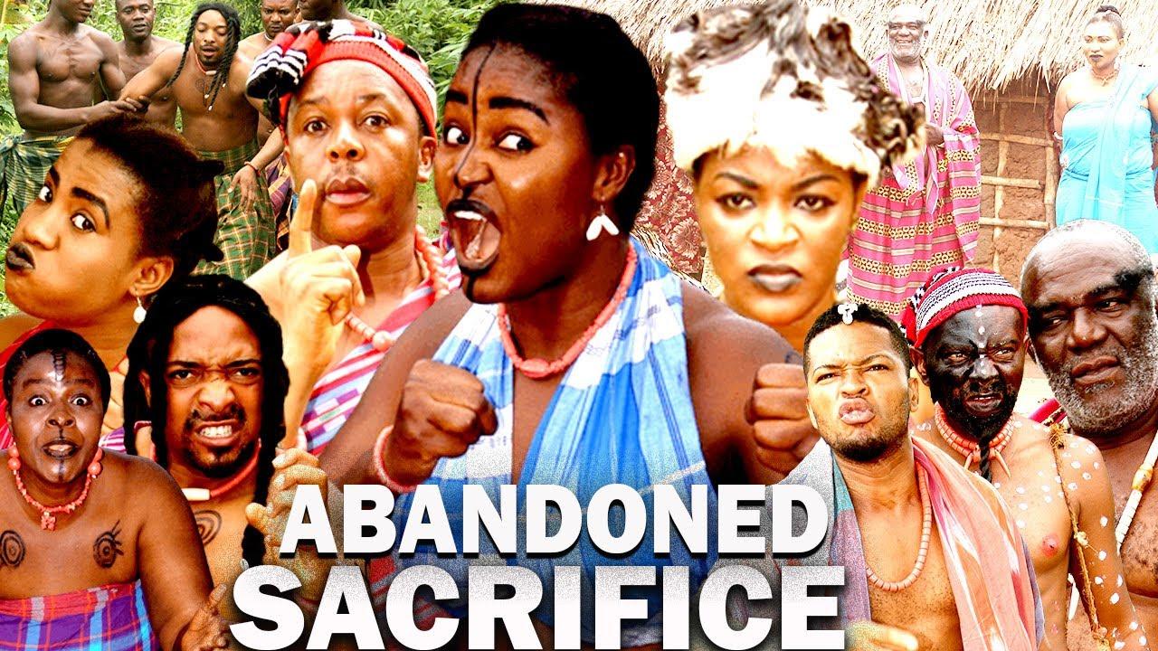 Download ABANDONED SACRIFICE (NEW CHIZZY ALICHI MOVIE) CHACHA EKEH - 2021 LATEST NIGERIAN MOVIE/ NOLLYWOOD