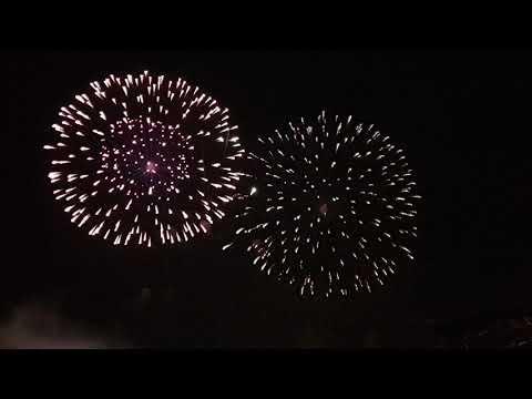 Feuerwerk Klassik Open Air Britzer Garten Berlin 24 08 2019 Youtube