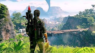 JUST CAUSE 4 Gameplay Demo (Gamescom 2018)