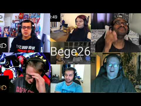Overlord Season 2 Episode 11 Reaction Mashup
