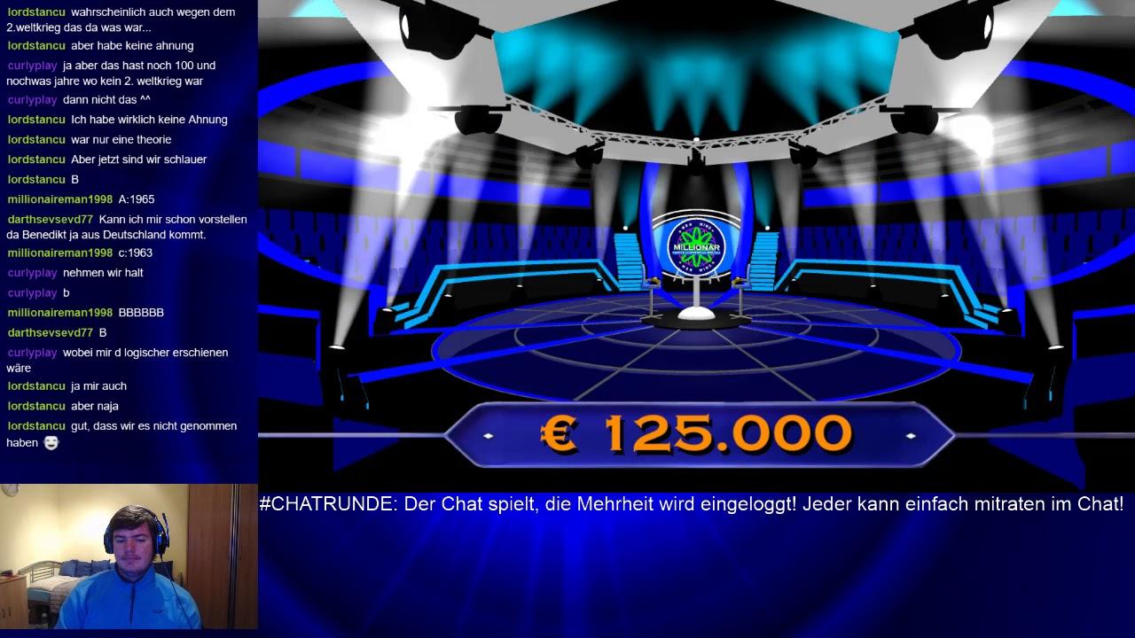 Millionär chat