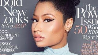 Nicki Minaj SLAMS Kim Kardashian & Racists, Praises Jay-Z & Beyonce in Marie Claire Interview
