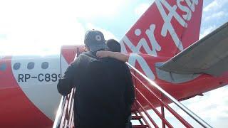 Video Philippines Trip - Air Asia Flight to Puerto Princesa & Microtel by Wyndham Palawan download MP3, 3GP, MP4, WEBM, AVI, FLV Agustus 2018