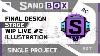 Final Design Stage - Angry Birds vs Transformers - Stream #59 - Fan Art