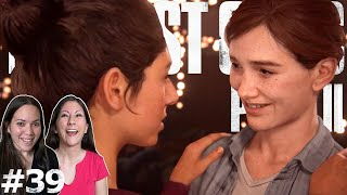 The Last of Us 2 ELLIE AND DINA DANCE - The Farm [Gameplay Playthrough]
