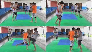 Cobra punch - Golpe sorpresa - Muay Thai