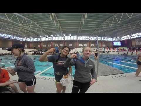Whitney Young Girls Swimming and Diving 2016