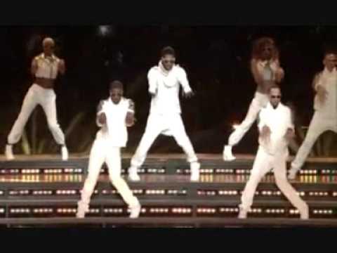Usher ft Will i Am - OMG Live at super bowl 2011