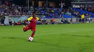 GOAL OF THE TOURNAMENT - NOMINEE - MUKARAMA ABDULAI (Ghana)