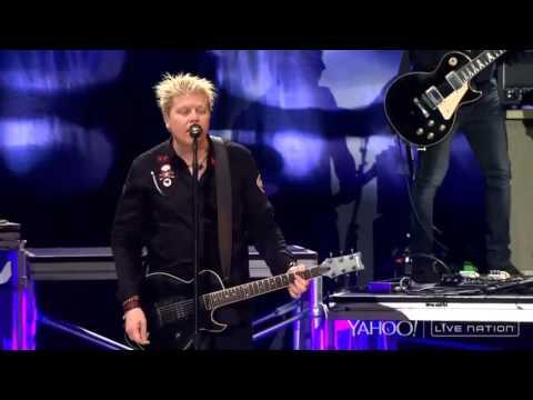 The Offspring - Self Esteem Live 2014