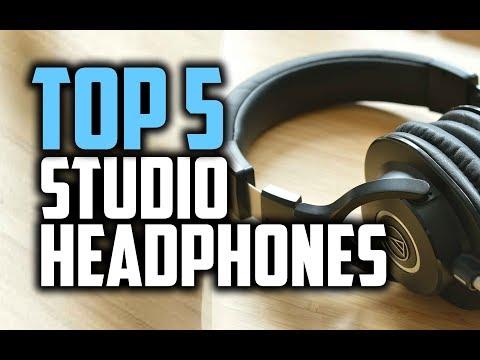 Best Studio Headphones in 2018 – Which Are The Best Studio Headphones?