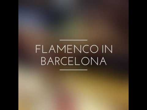Restaurante Nervion in Barcelona to see Flamenco Show