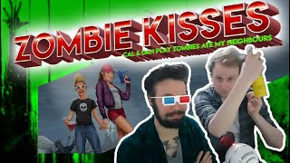 Zombie Kisses (Zombies Ate my Neighbours Gameplay)