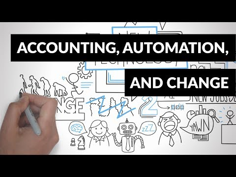 Accounting, Automation, And Change