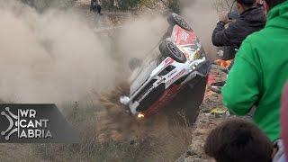 51 WRC Rally Spain Catalunya 2015 | Crash & Maximum Attack | HD