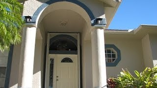 Stucco Repair,rusted Stucco Bands,stucco Cracks (before/after Video) - Exterior Repaint