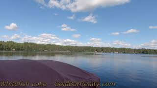 Whitefish Lake (3L) Video 1