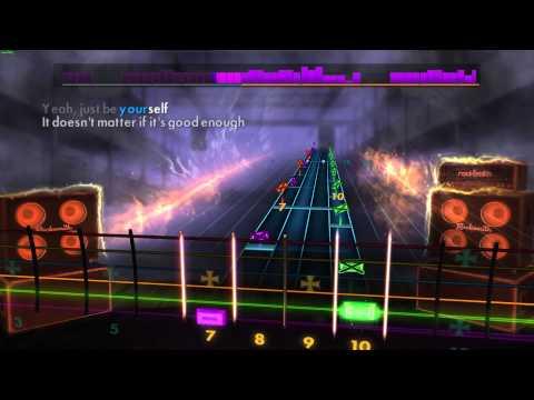 "Rocksmith 2014 Custom - ""The Middle"" - Jimmy Eat World"