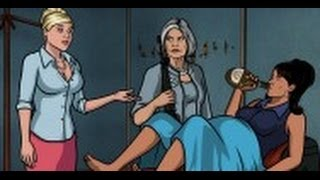 "Archer After Show Season 5 Episode 13 ""Arrivals/Departures"" 