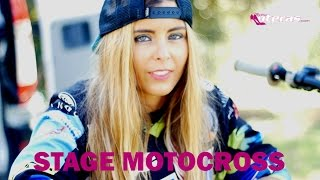 Stage Motocross for women
