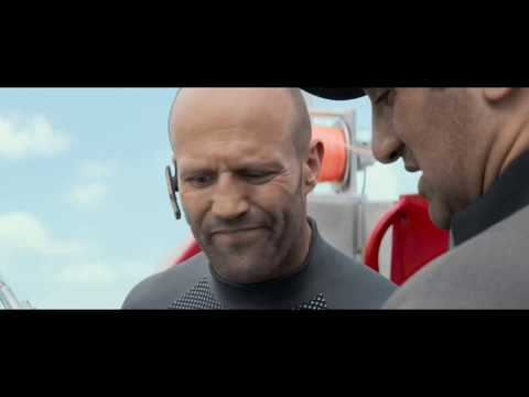 Chomp On This - The Making of The MEG 2018 Movie EXTRAS