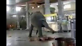 Разъяренный слон затоптал хозяина досмерти