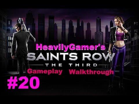 Saints Row The Third Gameplay Walkthrough Part 20:Http://Deckers.Die (Virtual Reality)