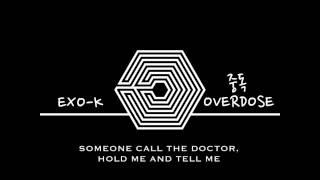 (Ballad Version) EXO - 중독 [OVERDOSE] Vocal Cover