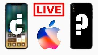 PRESENTACIÓN iPhone 8 y iPhone X en DIRECTO | En Español