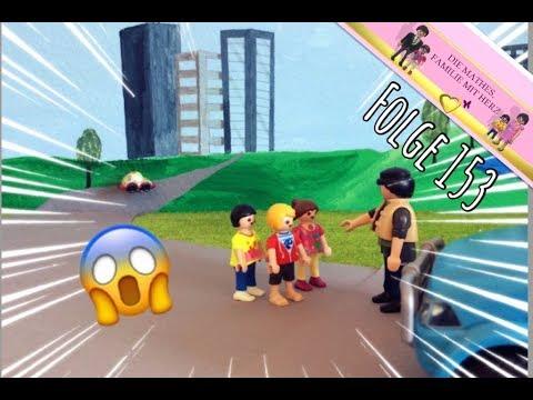 Playmobilfilm deutsch - Nein wir steigen in kein fremdes Auto ein - Kindervideo mit Spielzeugfiguren